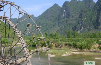 Cao Bang scenery - North VietNam