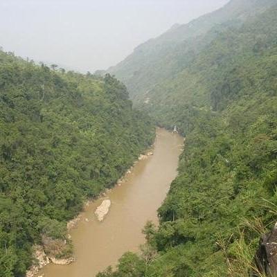 Nam Na river - PaSo - PaTan - old LaiChau
