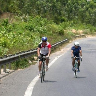 Cycling Hanoi to Saigon on Ho Chi Minh trail