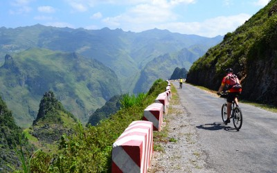 Ma pi leng pass - the giant pass in Vietnam - Ha Giang province