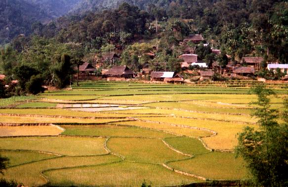 Biking north Vietnam - BaBe to BacMe - HaGiang