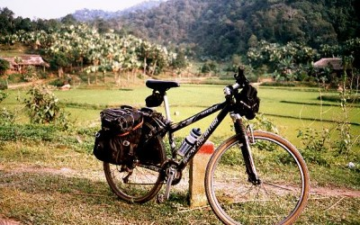 Rocky mountain bike - the warrior of Vietnam adventure tours
